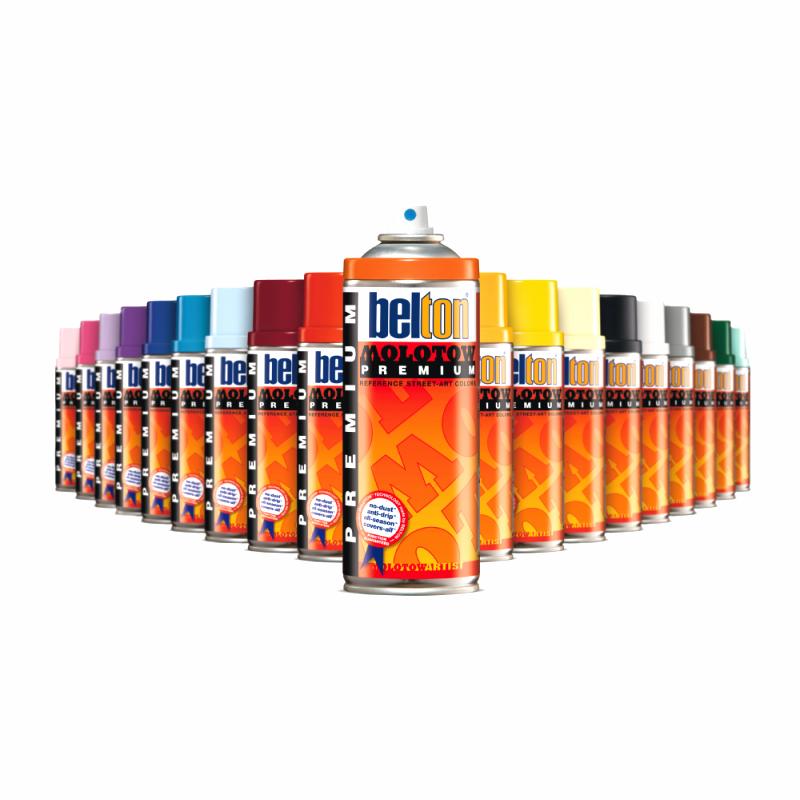 Spray Paint Upfest