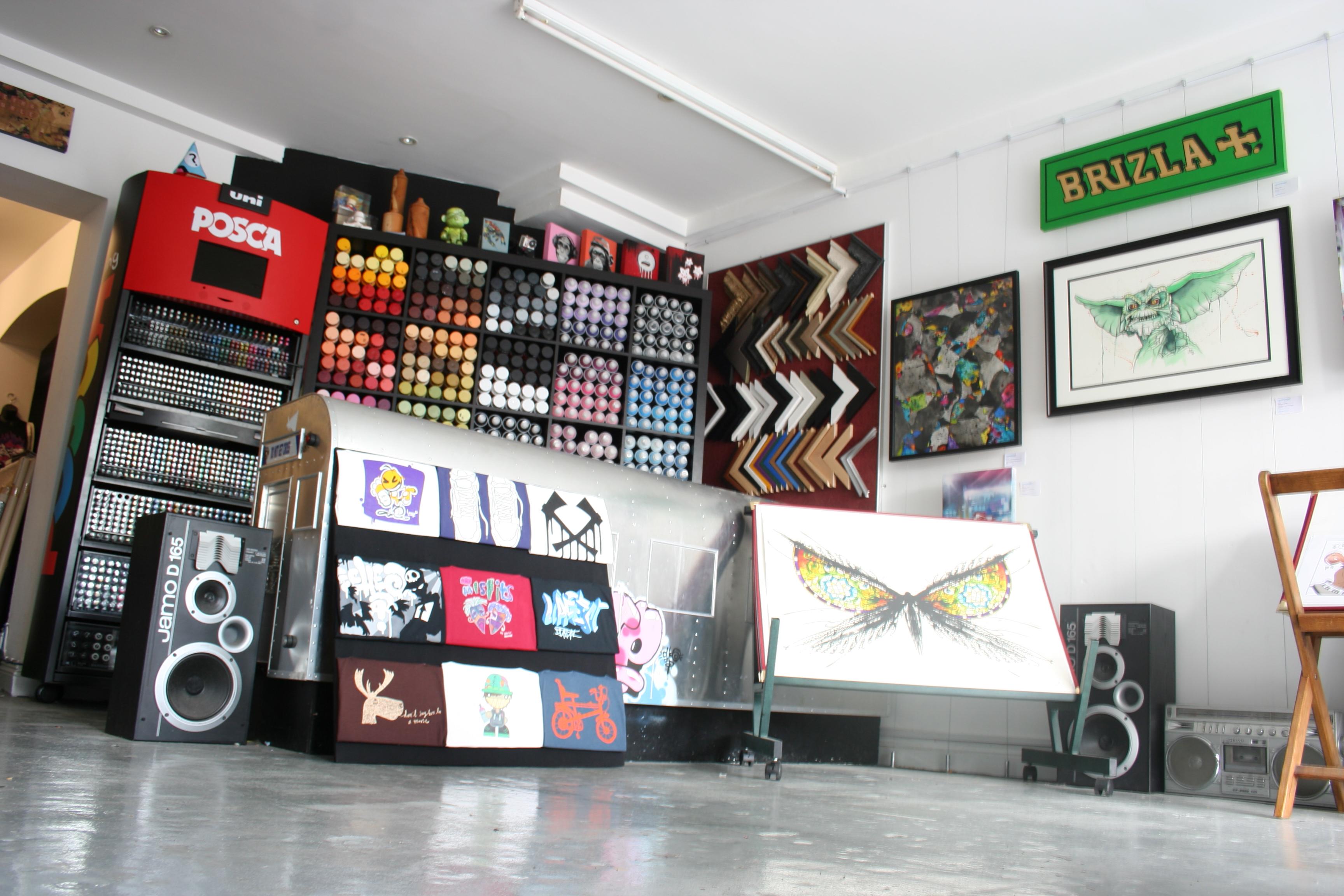 Upfest gallery