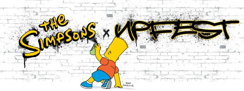 The Simpsons x Upfest Image 2 USE.JPG