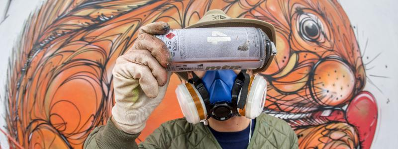 Artist DZIA at Upfest 2017, Photo Credit Paul Box.jpg