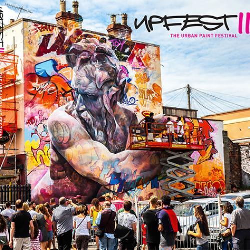 Europe's Largest Street Art & Graffiti Festival